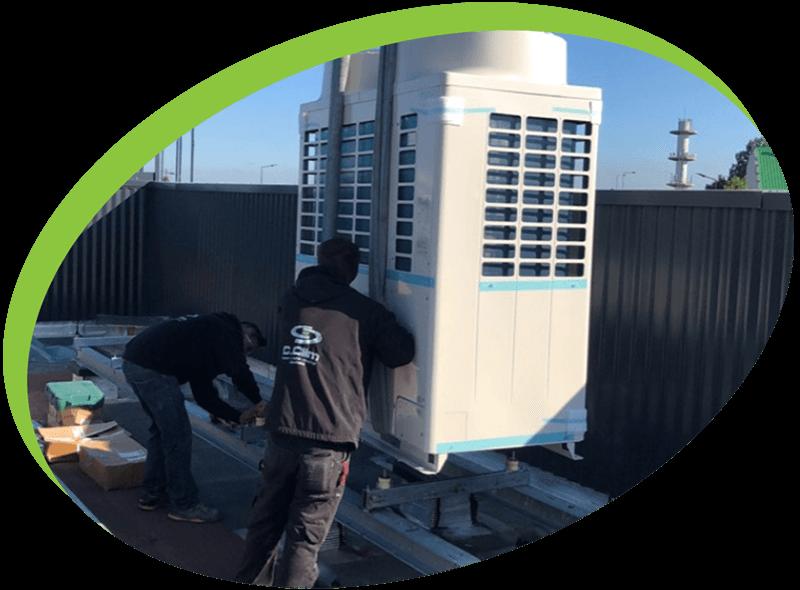 Climatisation et pompe à chaleur pour professionnels et particuliers