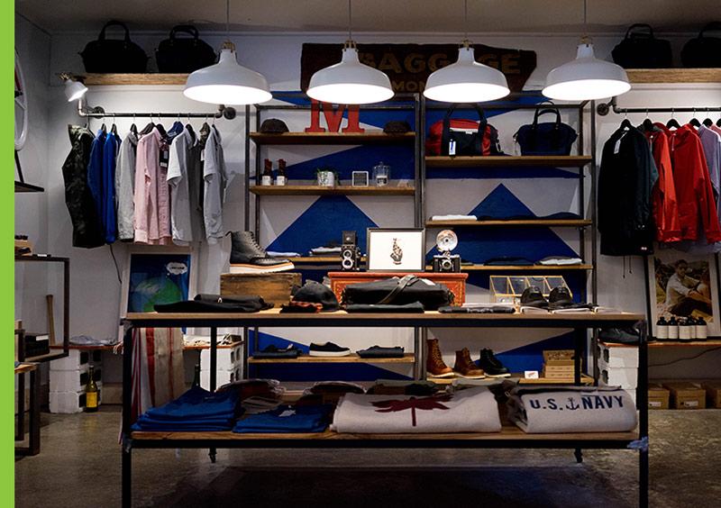 commerce boutique chauffee clim