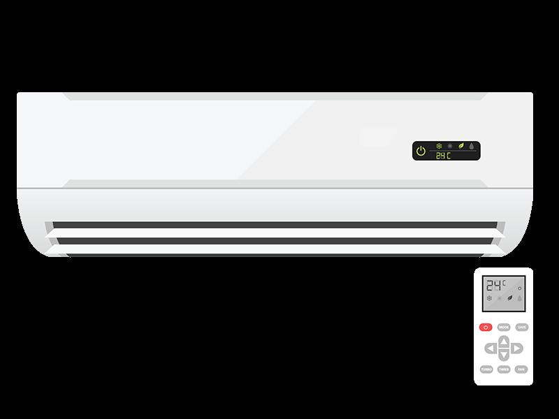 convecteur climatiseur interieur