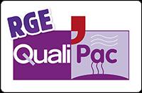 logo qualipac RGE cclim