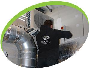 maintenance climatisation val d'oise
